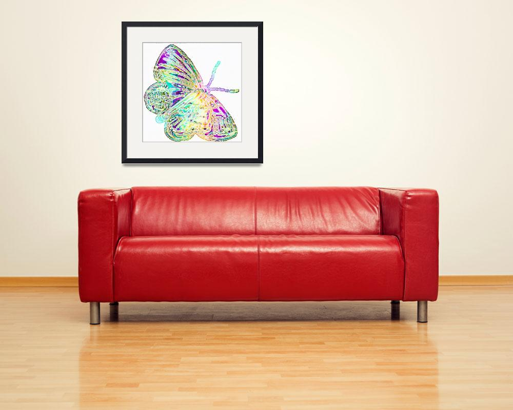 """""""butterfly pastels""""  by lizmix"""