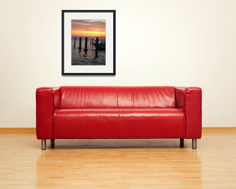 """""""Bay Sunset Too&quot  (2009) by jmtphotography"""