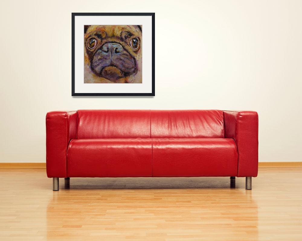 """""""Pug&quot  by creese"""