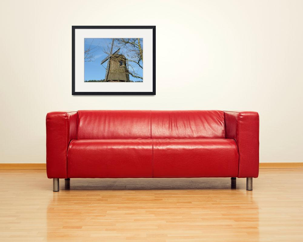 """""""Windmill&quot  (2008) by MTeeter"""