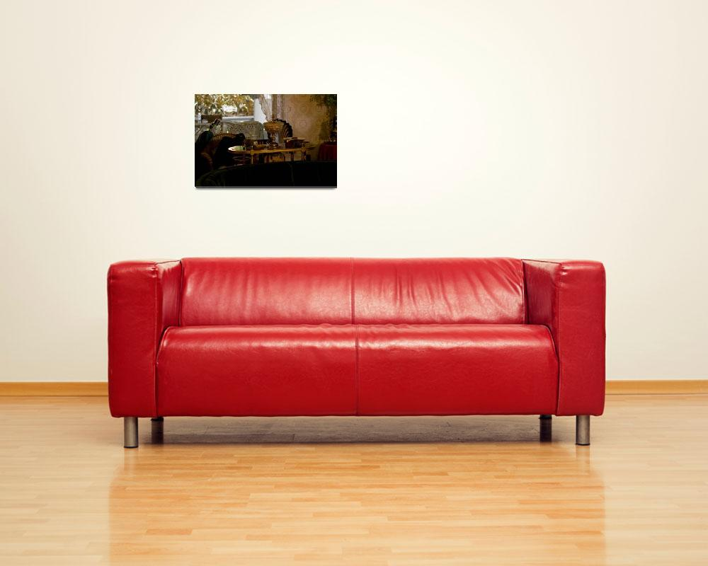"""""""Living Room&quot  (2010) by carlnelson"""