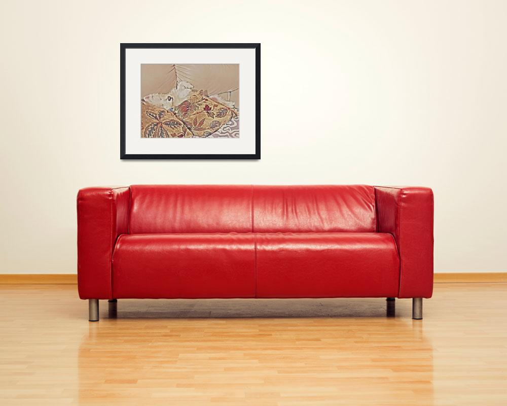 """""""Relaxing Time - West Highland White Terrier&quot  by artsandi"""