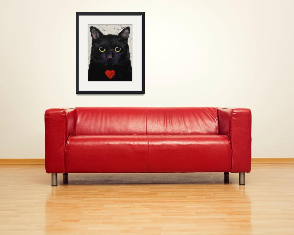 """""""Love Cat""""  by creese"""