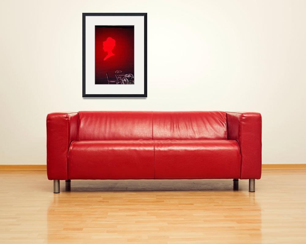 """""""The Red Lady&quot  (2009) by pmistric"""