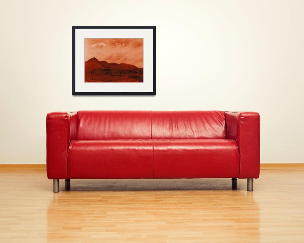 """""""Mars&quot  (1993) by fineartphotogifts"""