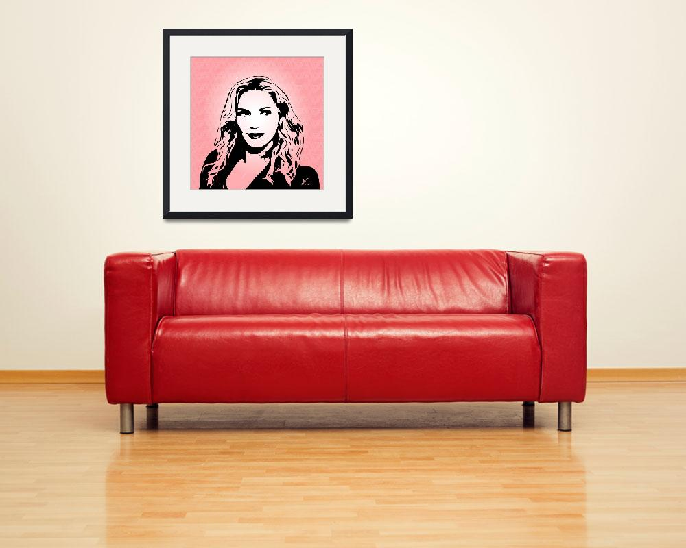 """Madonna - Pop Art""  (2014) by wcsmack"