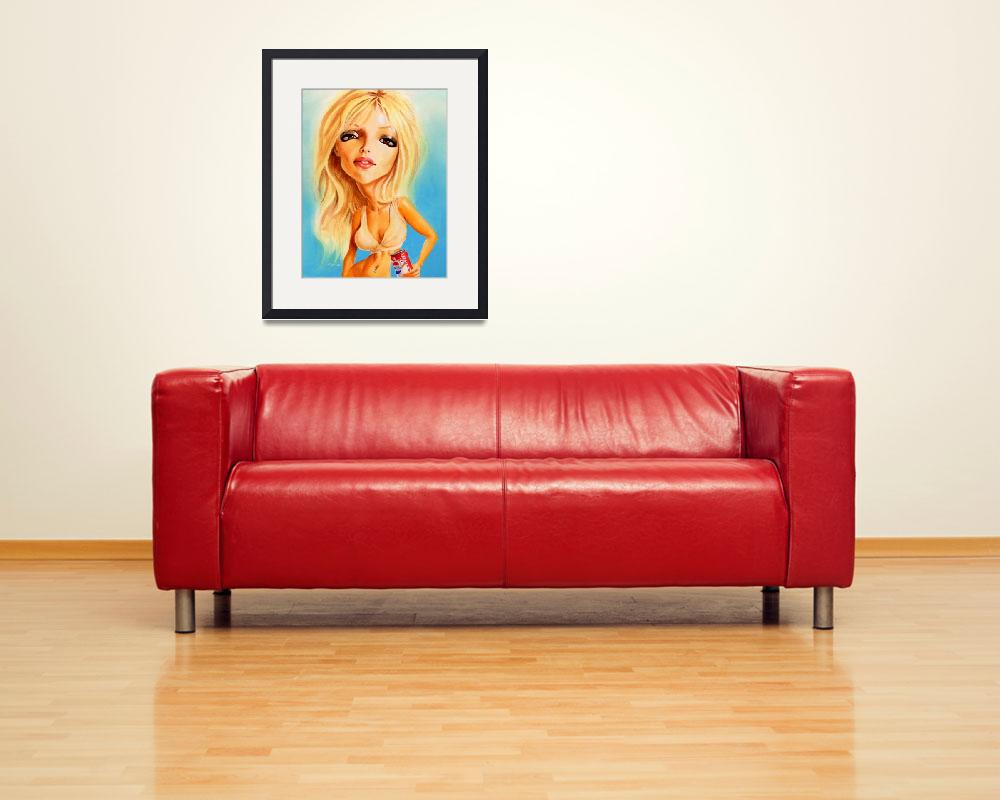 """""""Britney Spears&quot  by odea"""