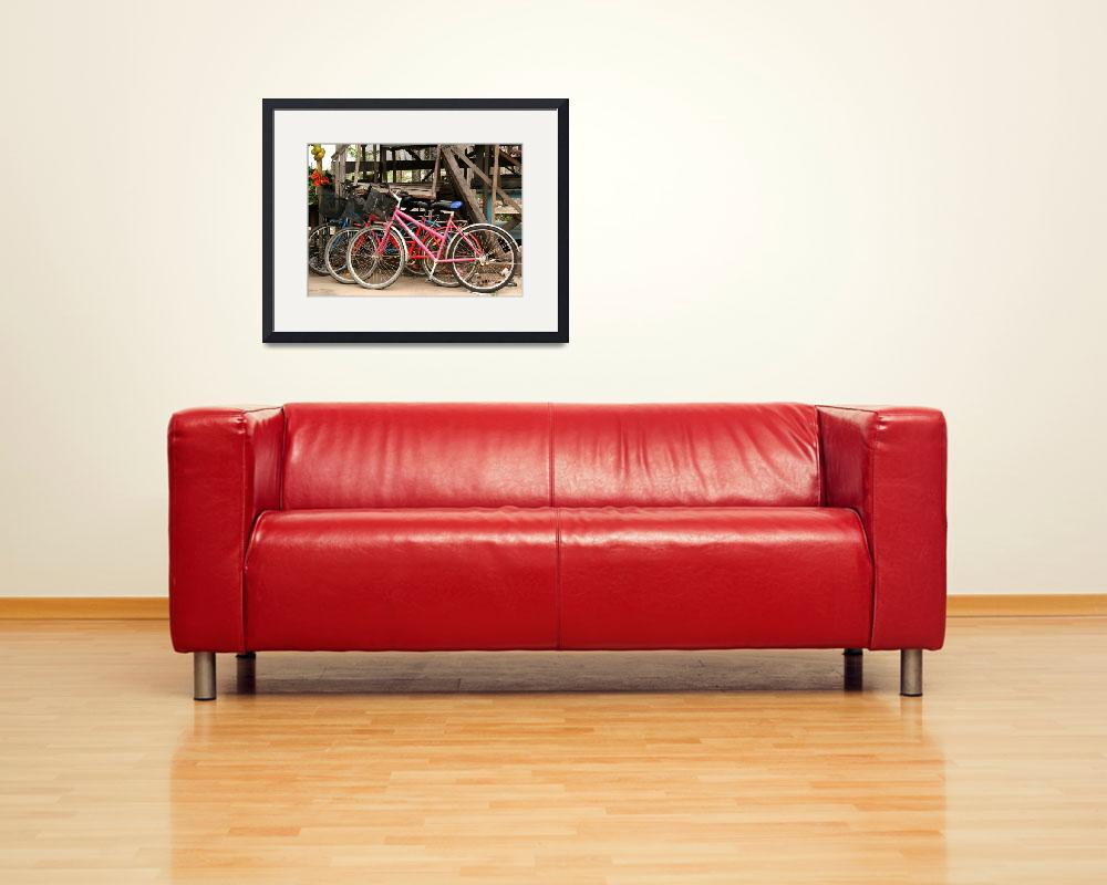 """""""Bicycles&quot  (2010) by lakoz"""