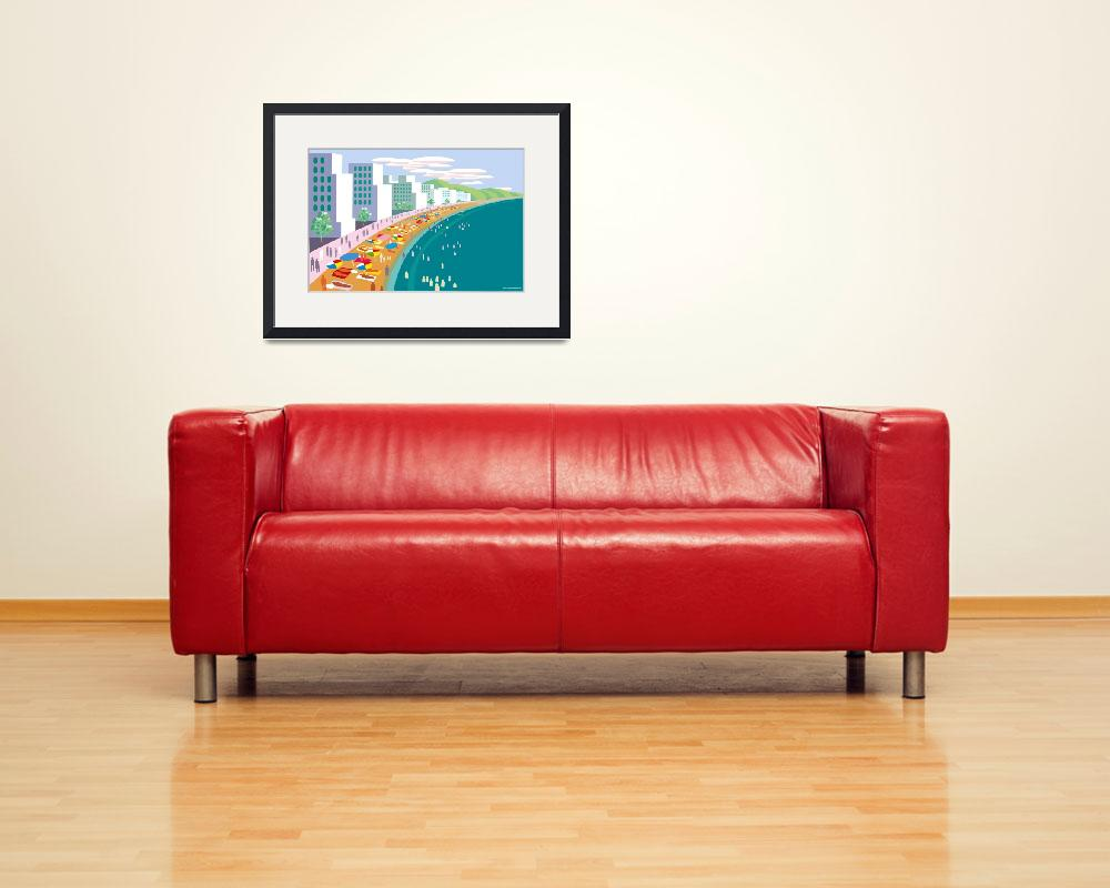 """""""Malecon&quot  (2009) by charker"""