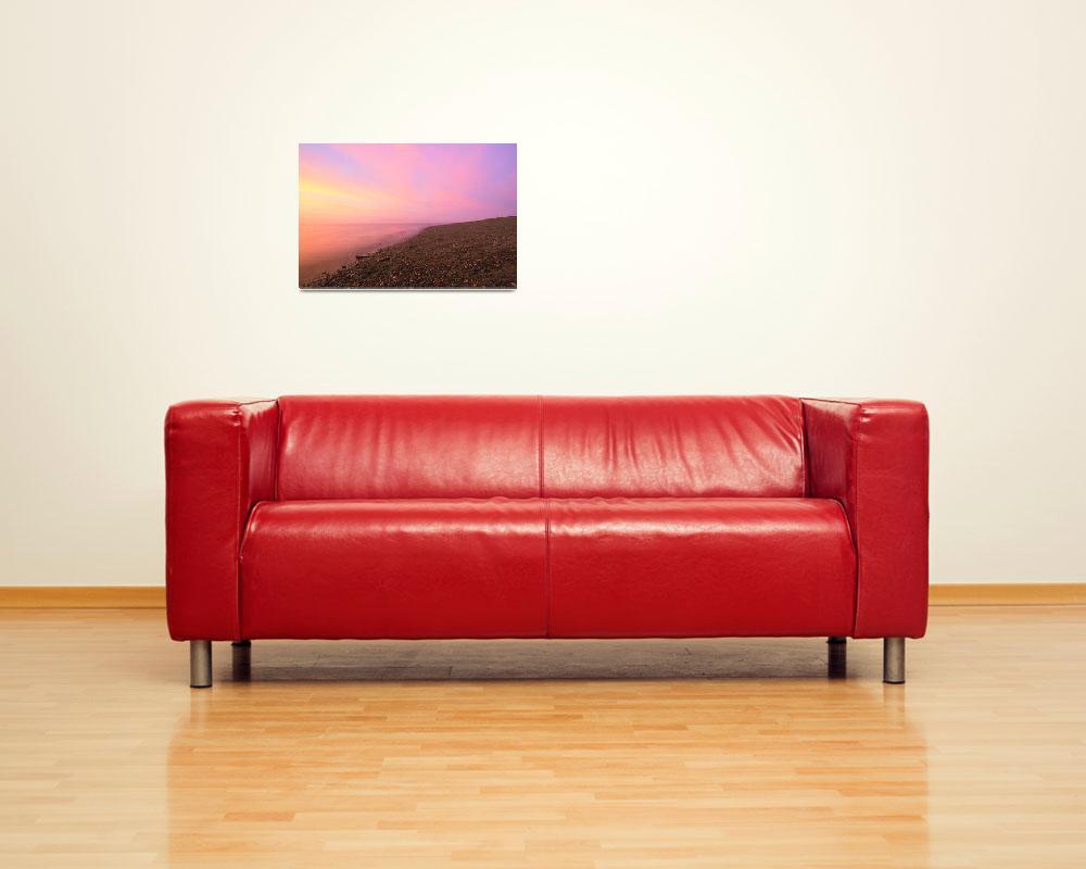 """sunset San Juan Islands""  by KurtThorson"