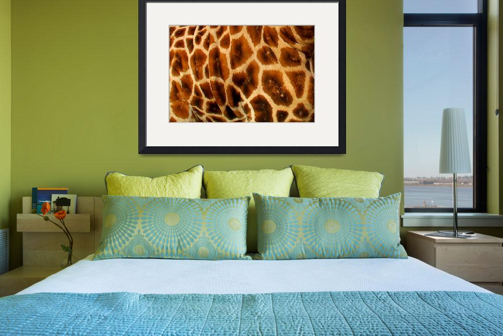 """Giraffe skin&quot  (2009) by loversdream"