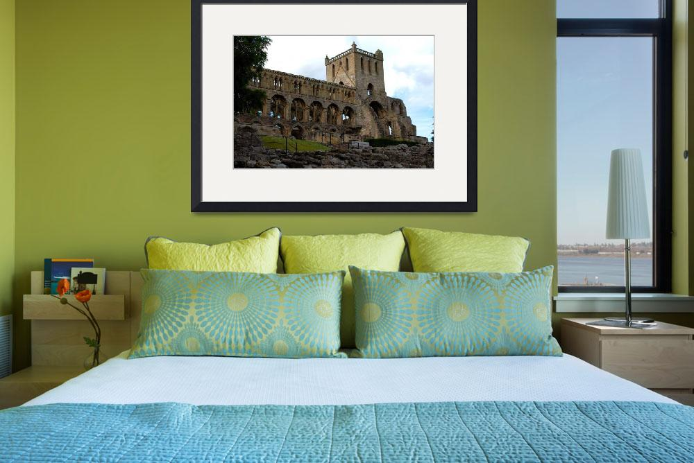 """Jedburgh Abbey&quot  by Photomac"