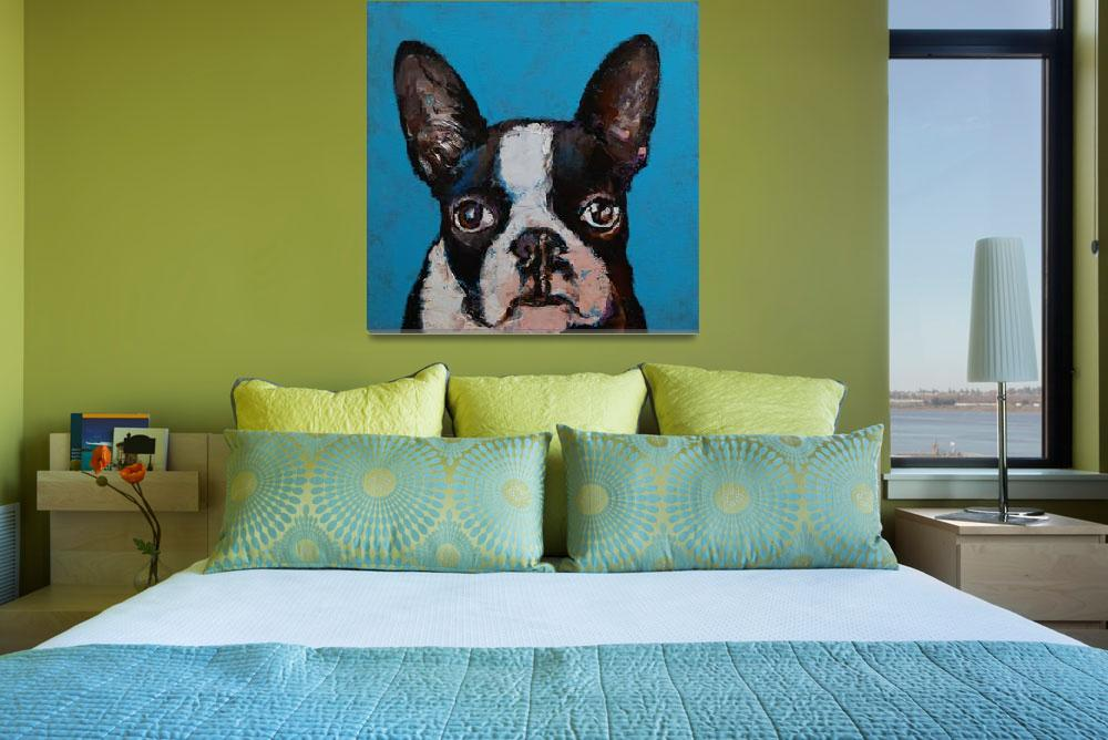 """""""Boston Terrier""""  by creese"""