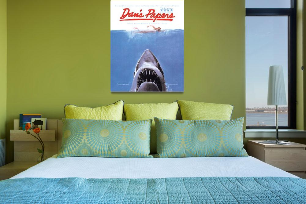 """2006-10-20 Jaws""  (2006) by danspapers"