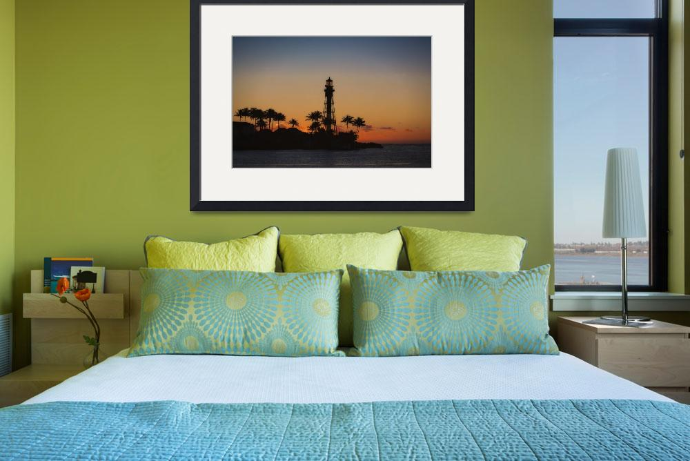 """""""A Simple Lighthouse&quot  (2015) by joegemignani"""