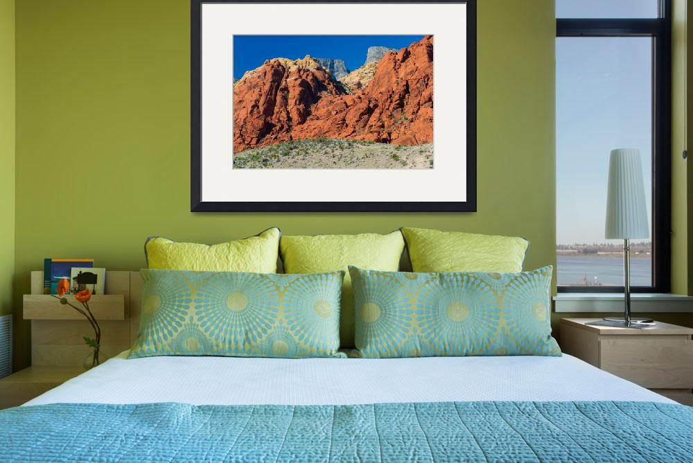 """""""The Red Rocks&quot  (2015) by photocatphoto"""