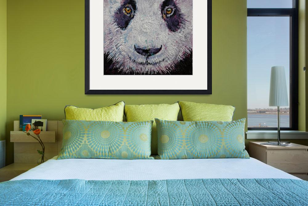 """""""Panda&quot  by creese"""