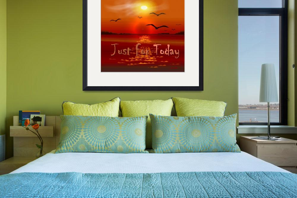 """""""Just For Today""""  (2008) by 12Steps"""