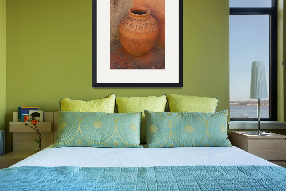"""Clay Jar&quot  (2007) by kimmanleyort"