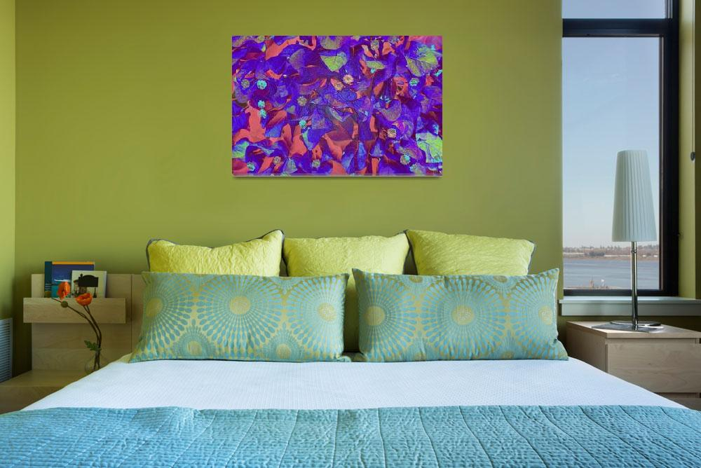 """""""Beautiful Bougainvillea""""  (2008) by coolimages"""
