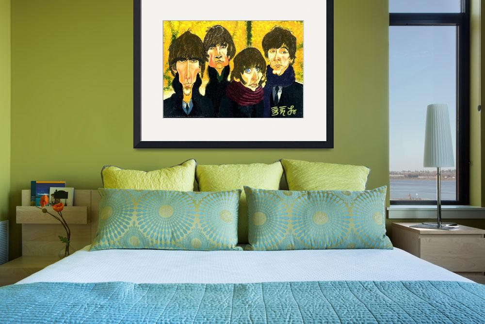 """Early Beatles - The Beatles""  (2011) by Ebenlo"