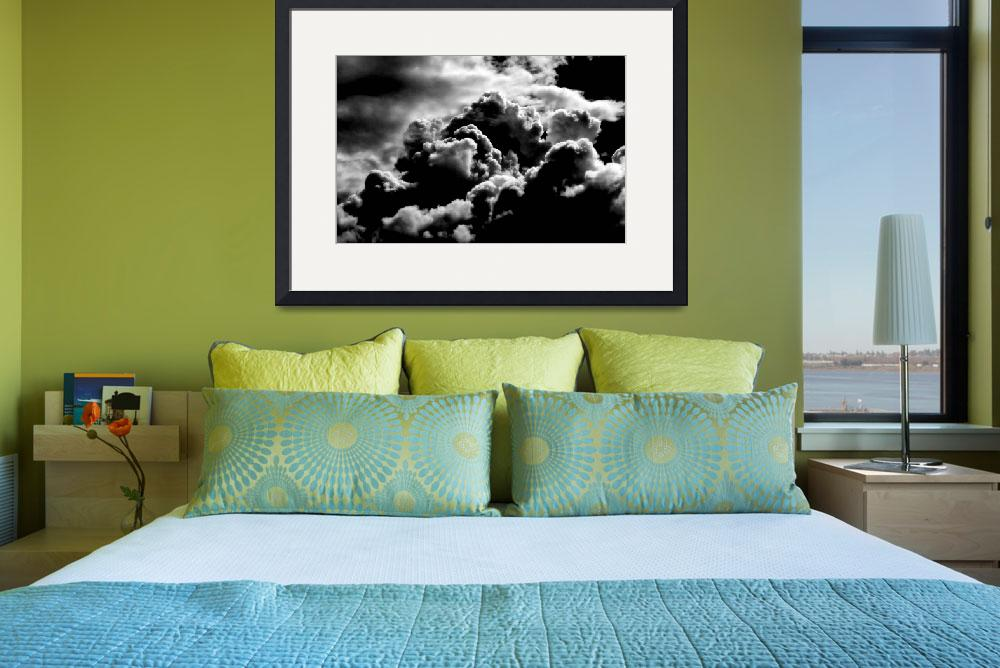 """""""ABSTRACT CLOUD PHOTOGRAPHY, 3452, BY NAWFAL JOHNSO""""  (2012) by nawfalnur"""