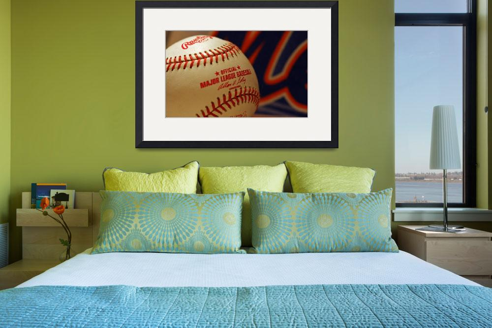 """""""Baseball&quot  (2009) by debby19"""
