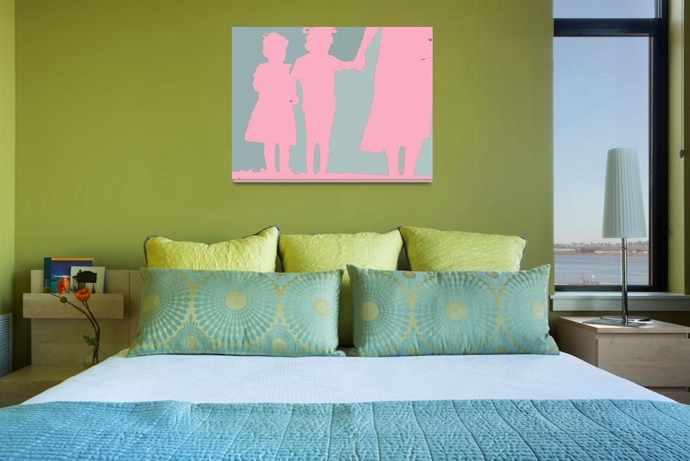 """GIRLS PNK GREY CHILDREN GIFT 2013&quot  (2013) by schuhfly"