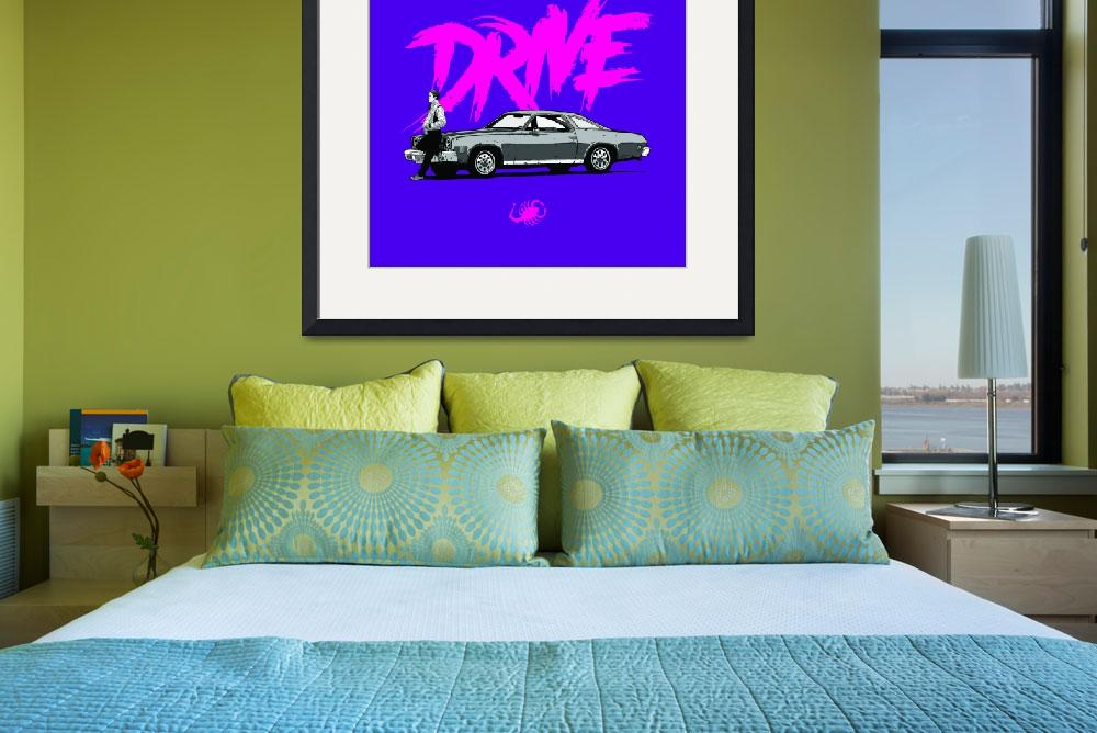 """DRIVE (Purple ed.)&quot  (2013) by federicomancosu"