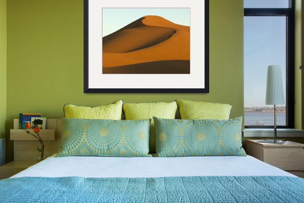 """""""Smooth sand slopes&quot  by DesignPics"""
