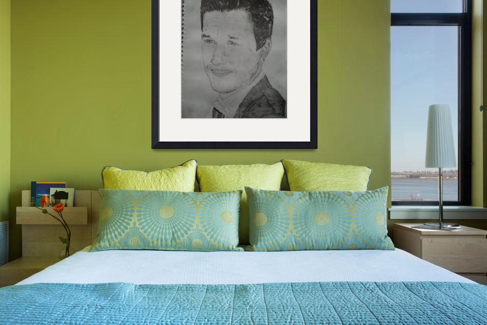 """""""Mark Wahlberg&quot  (2011) by hijack"""
