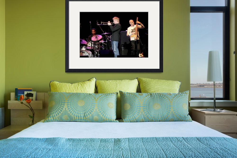 """""""Trumpeter Chris Botti&quot  by FrontRowPhotographs"""