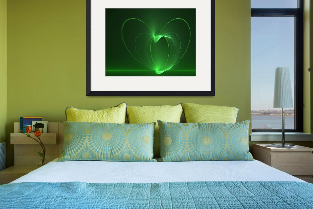"""""""The Green Heart&quot  (2011) by gabiw"""