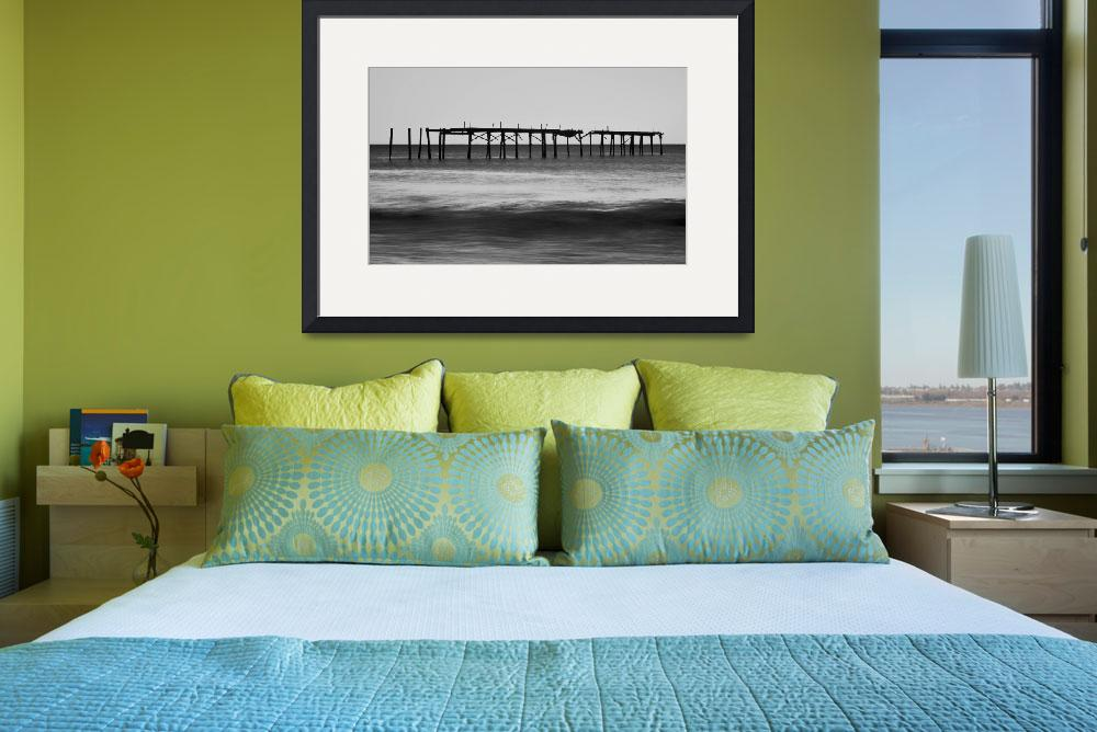 """""""59th Street Pier&quot  (2011) by sharkytx"""
