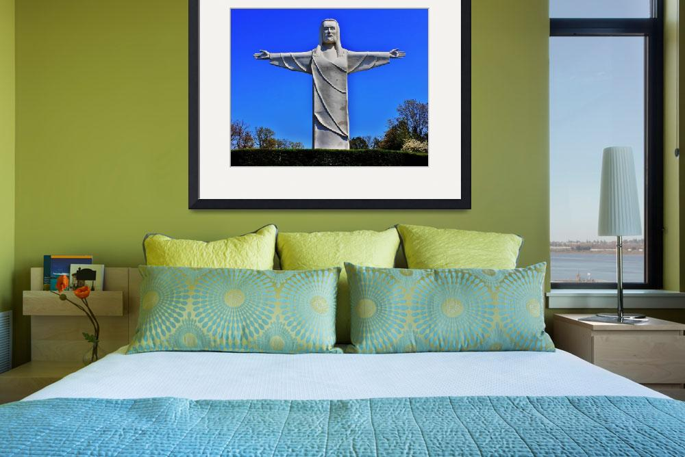 """""""Christ of the Ozarks""""  (2011) by"""