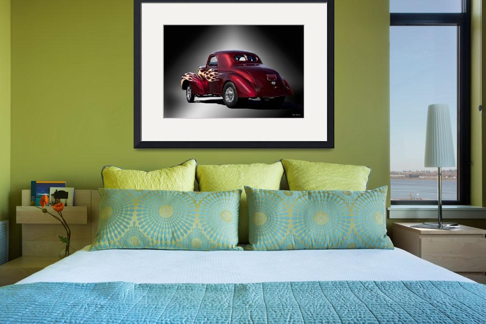 """1940 Willys Coupe"