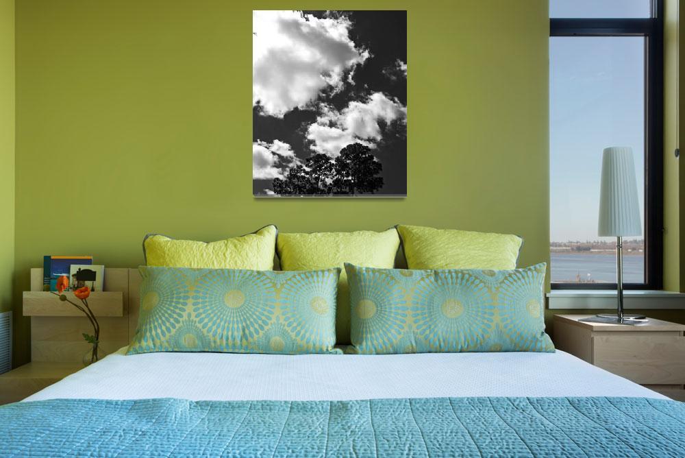 """Cloud Talk""  (2014) by waynelogan"