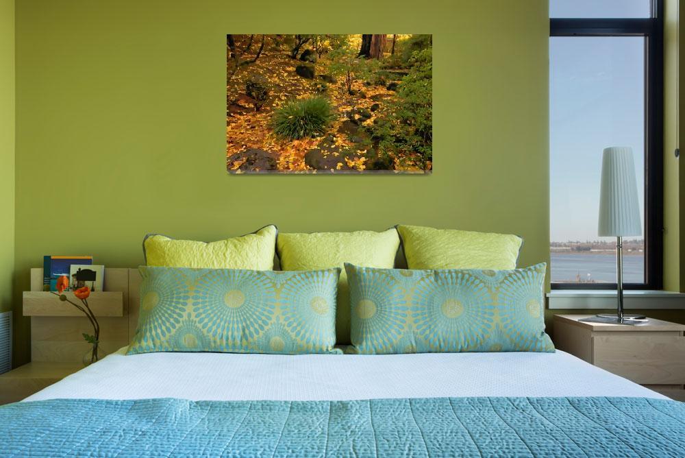"""Sparkling Autumn Creek""  (2012) by boppintheblues"
