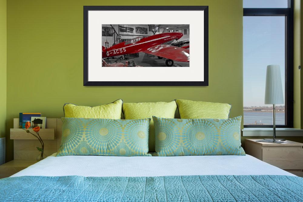 """""""Grosvenor House DH88&quot  by nicksalmon"""