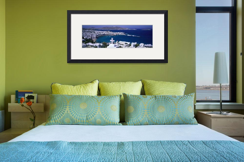 """""""Mykonos Greece&quot  by Panoramic_Images"""