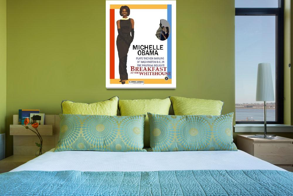"""michelle breakfast movie1a300&quot  (2008) by vintagenblack"