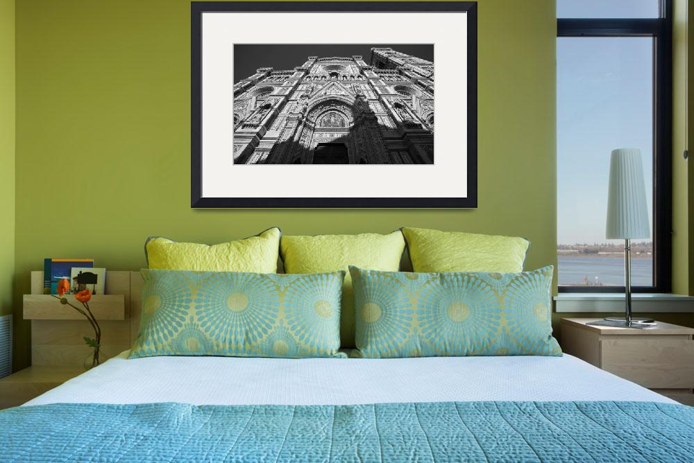 """""""The Duomo, Florence Italy&quot  by artifex"""