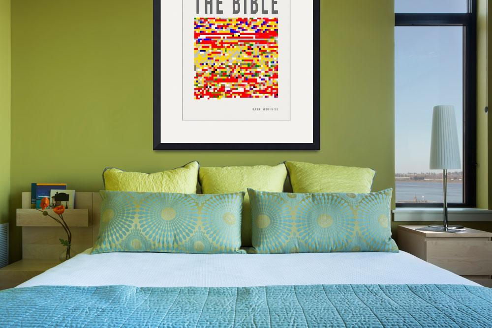 """""""The Bible""""  (2012) by dcheesman"""