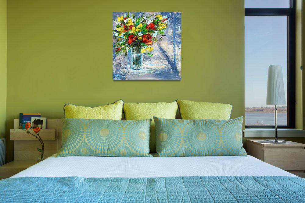 """""""Flower bouquet""""  by boyan"""