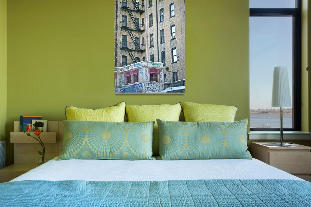 """Brooklyn Apartments""  (2010) by loopstreet"