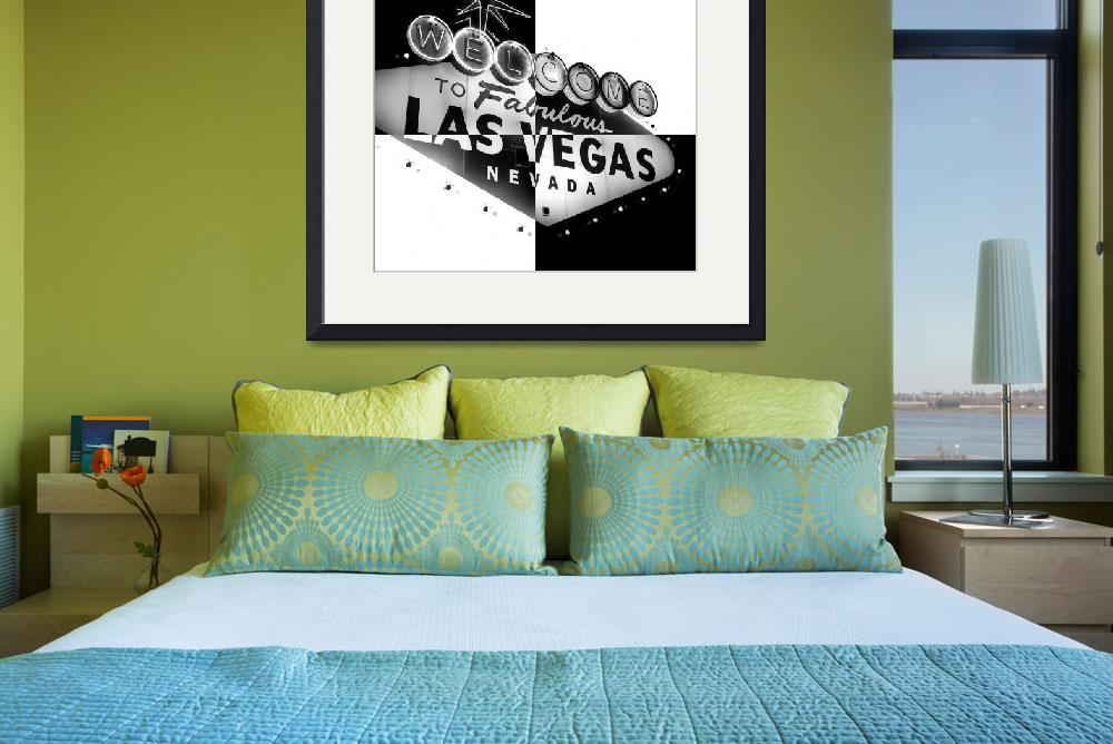 """""""Vegas Sign No. 27&quot  by PadgettGallery"""