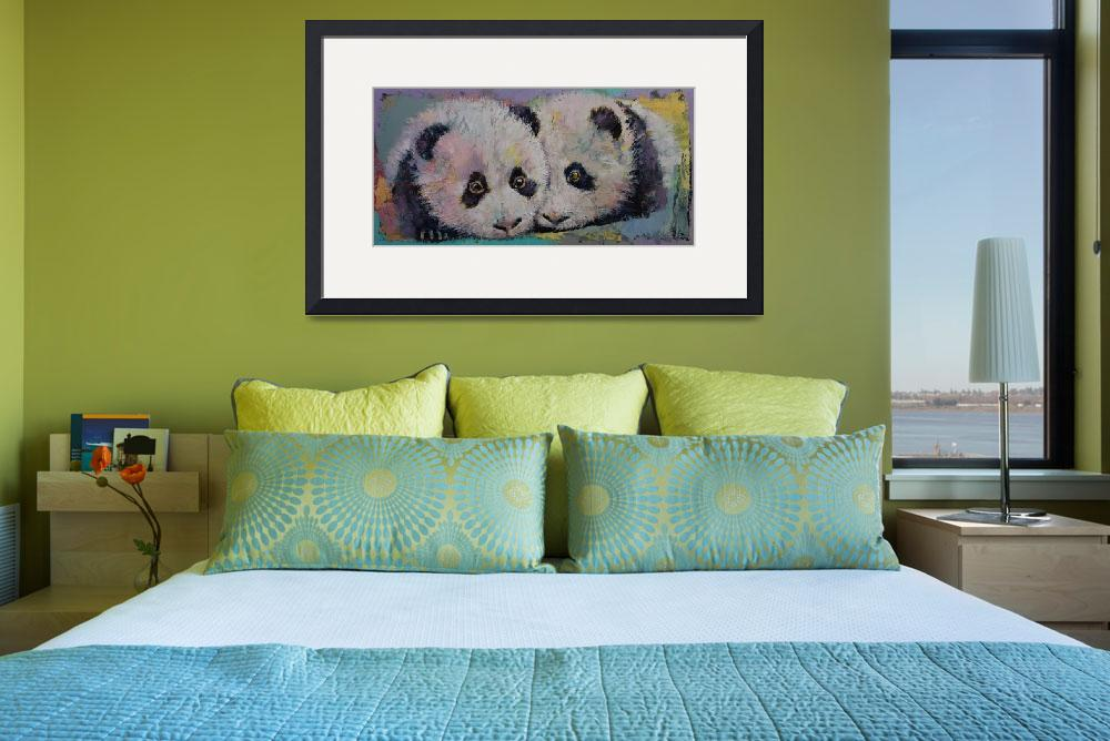 """""""Baby Pandas""""  by creese"""