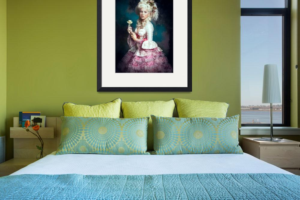 """""""Marie Antoinette&quot  (2012) by lauraferreira"""