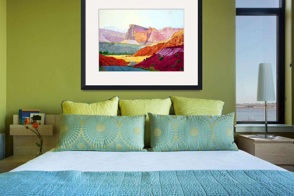 """""""Capitol Reef Scenic Drive&quot  (2013) by ChristopherMcKellar"""