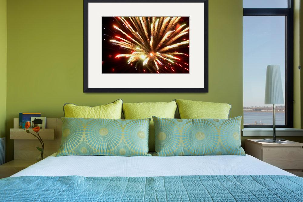 """""""Fireworks #27""""  (2008) by rayjacque"""
